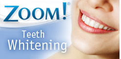 Zoom Teeth Whitening at Hamilton Dentist, Westdale, Ancaster, Dundas