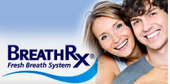 Breath RX Fresh Breath System at Hamilton Dentist Office, Westdale, Ancaster, Dundas
